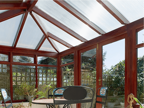 Can I Paint My Conservatory Roof Inside