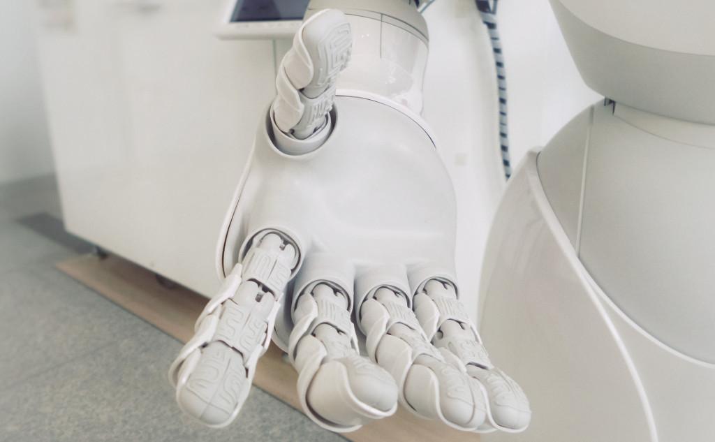 robotic humanoid hand