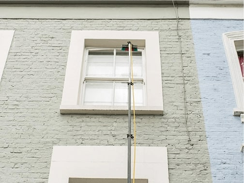 Residential Window Cleaning in London
